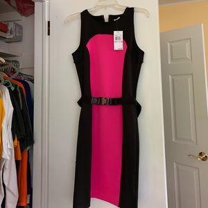 Michael Kohrs Women's Cutout back Scuba dress